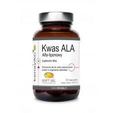 Alpha-lipoic acid (ALA)
